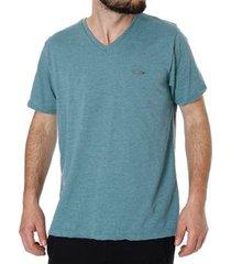 camiseta no stress manga curta masculina