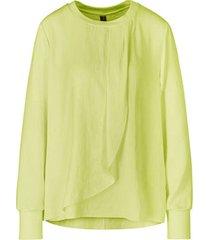 ps 55 25 w42 blouseshirt met plooidetails