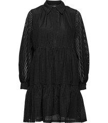 molise dress knälång klänning svart designers, remix