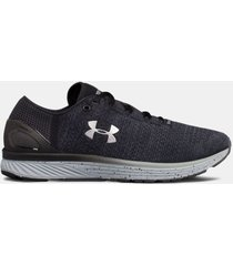 tenis negro under armour charged bandit 3