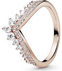 anel pandora rose™ sonho de princesa