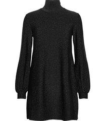 dallas kort klänning svart max&co.