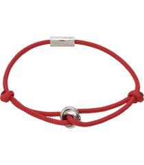 men's degs & sal trinity rope bracelet