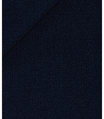 smoking da uomo su misura, lanificio ermenegildo zegna, pura seta blu, quattro stagioni | lanieri