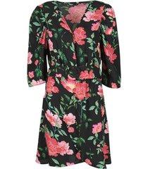 korte jurk only onleve 3/4 sleeve short dress wvn