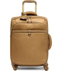 plume avenue 23.5-inch spinner suitcase