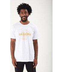 t-shirt zinzane saideira masculina - masculino
