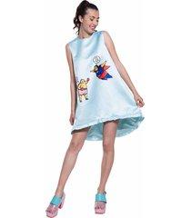 vestido corto 505 pdhs