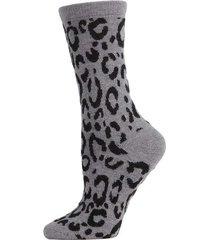 natori animal print socks, women's