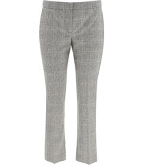 alexander mcqueen prince of wales trousers