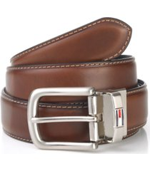 tommy hilfiger leather reversible dress men's belt