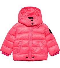 jianb jacket gevoerd jack roze diesel
