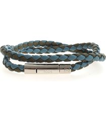 tods blue and green mycolors bracelet