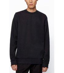 boss men's stadler regular-fit sweatshirt