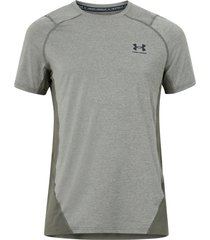 tränings-t-shirt ua hg armour fitted ss