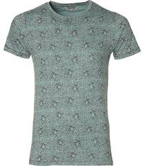 dstrezzed t-shirt - slim fit - groen