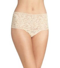 women's hanky panky retro high waist thong