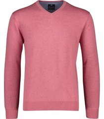 baileys pullover roze v-hals