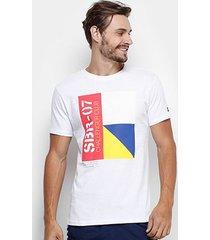 camiseta starter sbr challenger masculina
