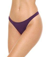 bombacha traje de baño violeta lecol lia
