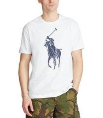 polo ralph lauren men's big & tall big pony t-shirt