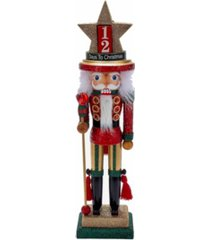 kurt adler 18-inch hollywood nativity hat nutcracker