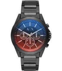 relógio armani exchange masculino drexler - ax2615/1pn ax2615/1pn