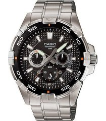 reloj casio kcasmtd-1069d-1a-gris