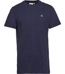men seamus tee ss t-shirts short-sleeved blå fila