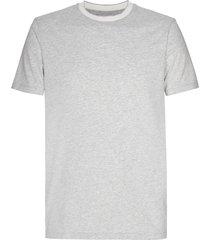 profuomo t-shirt grijs regular fit ppst1c0001/c