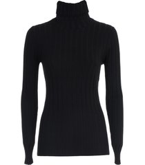 aspesi sweater l/s turtle neck merino