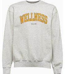 sporty & rich sporty and rich wellness ivy sweatshirt