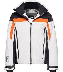 ski jacket outerwear sport jackets grå ea7