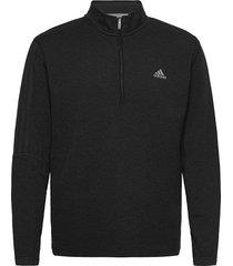 3 stp 1/4 z lc outerwear sport jackets svart adidas golf