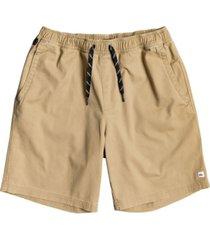 men's waterman cabo shore elasticized shorts