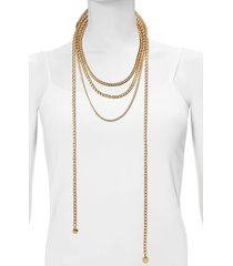 women's vince camuto drape layered necklace