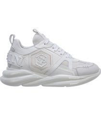 scarpe sneakers uomo in pelle hurricane