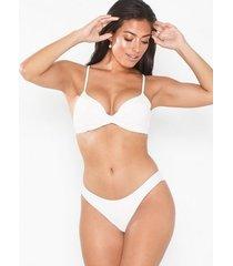 nly beach brazilian bikini panty trosa vit