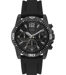 reloj guess commander gw0211g3 - negro