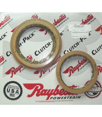gm turbo th350 raybestos high-energy friction clutch pack module (1969-1986)