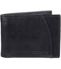 columbia rfid extra-capacity slimfold men's wallet