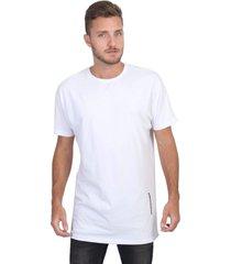 camiseta royal brand long spiral branco