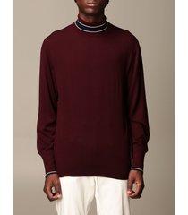 eleventy sweater eleventy platinum pullover in shaved wool
