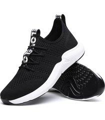 sneakers casual sportive anti-collisione traspiranti per uomo