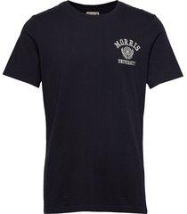 corby tee t-shirts short-sleeved svart morris