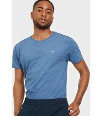 gant the original ss t-shirt t-shirts & linnen denim