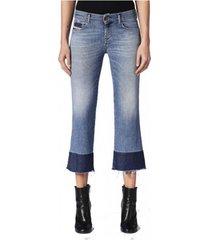 bootcut jeans diesel sandy-kick-r