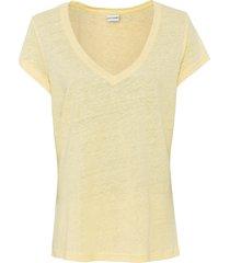 maglia in lino (giallo) - bodyflirt