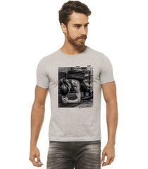 camiseta joss - cross x3 - masculina