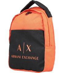 armani exchange backpacks